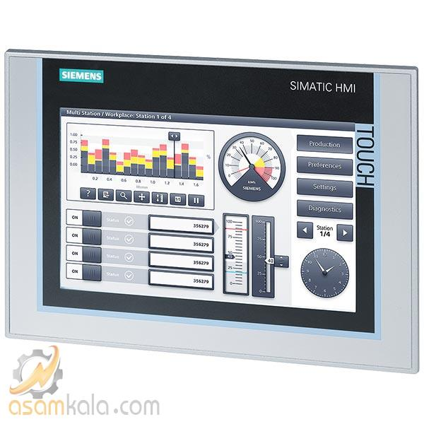 "اچ ام آی زیمنس HMI TP900 Comfort 9"" widescreen TFT display"