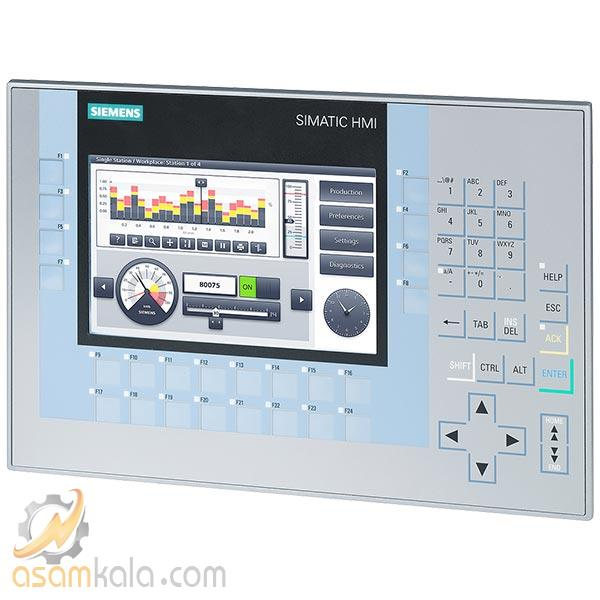 "کی پد زیمنس HMI KP700 Comfort, Comfort Panel, key operation, 7"" widescreen TFT display"