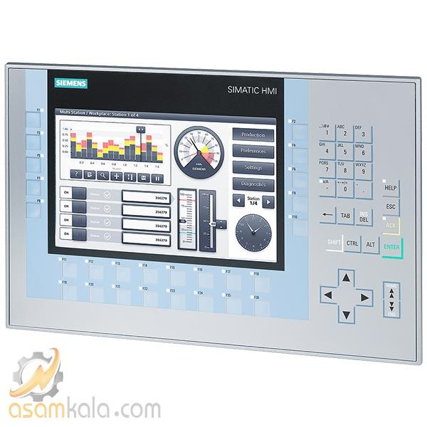"کی پد زیمنس HMI KP900 Comfort  9"" widescreen TFT display"