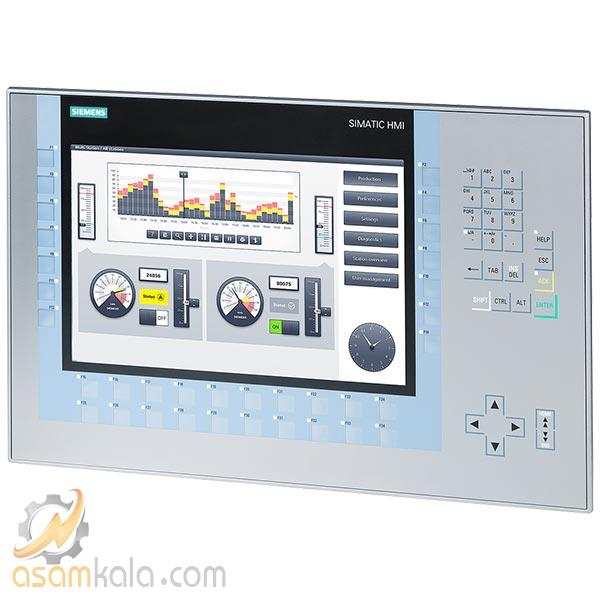"اچ ام آی کی پنل HMI KP1200 Comfort Panel key operation 12"" widescreen TFT display"
