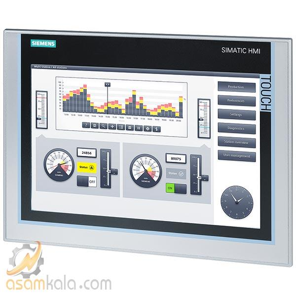 "اچ ام آی زیمنس HMI TP1200 Comfort 12"" widescreen TFT display"