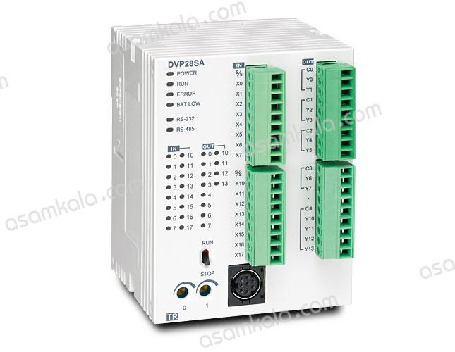 PLC دلتا DVP28SA211T